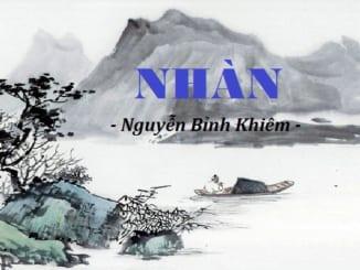 phan-tich-bai-tho-nhan-nguyen-binh-khiem