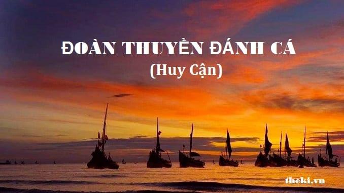 cam-nhan-ve-dep-hinh-anh-doan-thuyen-tro-ve-trong-doan-thuyen-danh-ca