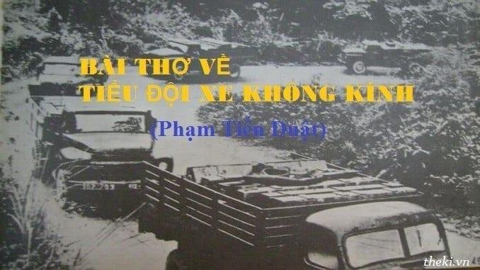 cam-nhan-ve-dep-tam-hon-soi-noi-cua-tuoi-tre-tinh-dong-chi-dong-doi-sau-sac-cua-nguoi-linh-trong-bai-tho-ve-tieu-doi-xe-khong-kinh