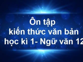 on-tap-kien-thuc-van-ban-hoc-ki-1-ngu-van-12